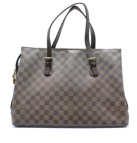 Louis Vuitton Damier Ebene Chelsea Tote Bag