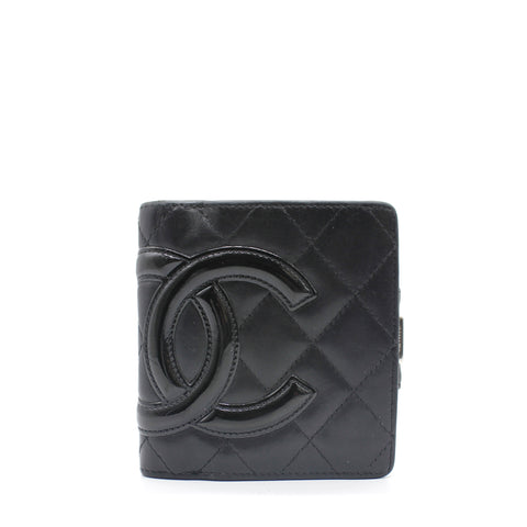 Chanel Cambon Small Compact Wallet