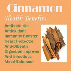 Health Benefits of Cinnamon-Plantaforce