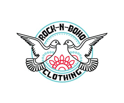 Bohemian rock-n-roll clothing