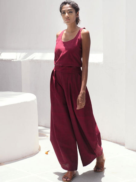Akane Jumpsuit - Jumpsuits - IKKIVI - Shop Sustainable & Ethical Fashion