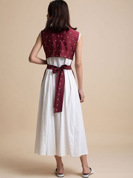 Apron Dress - DRESSES - IKKIVI - Shop Sustainable & Ethical Fashion