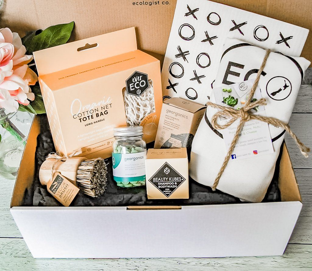 Eco Friendly Gift Box