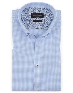 VARDY CHECK L/S BUTTON DOWN-The Men's Shoppe & Her Boutique