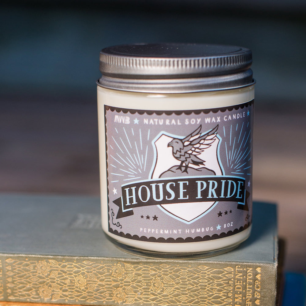 House Pride: Wit Soy Candle