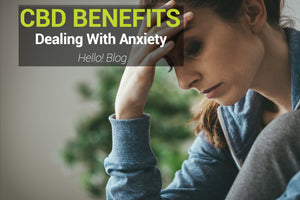 How CBD Works For Treating Anxiety & Depression