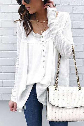 Fashion Stylish Long Sleeves Casual T-Shirts