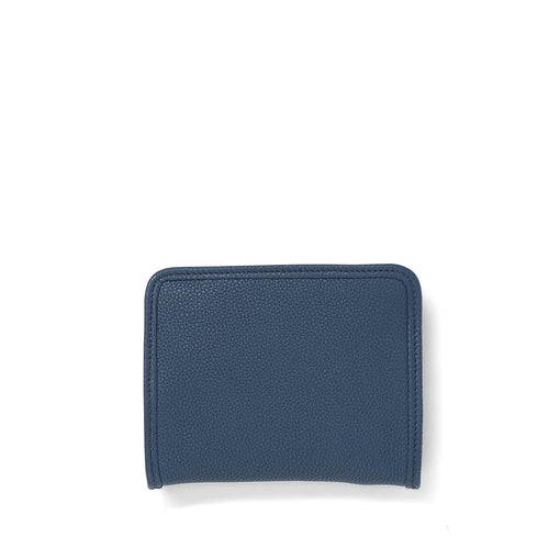 Storm leather Demi wallet front