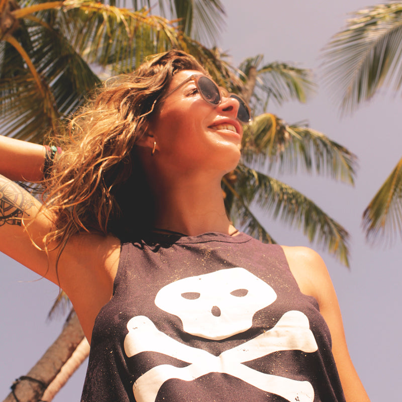 The Wanderer - Women's Jersey Tank