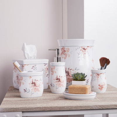 Magnolia Bath Accessories