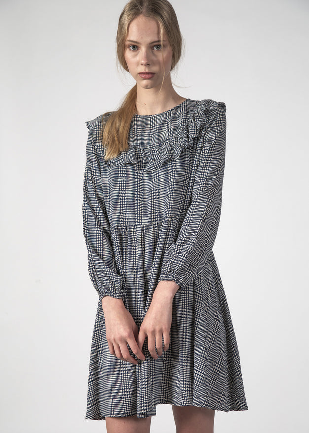 TERRY DRESS CHECKMATE