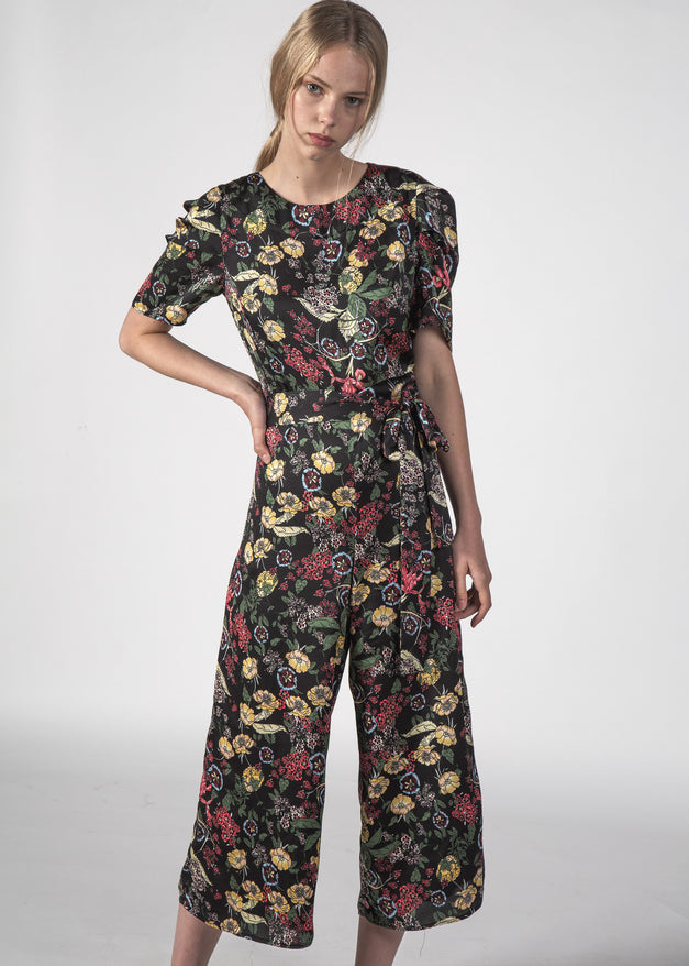 KODIE JUMPSUIT / WINTER GARDEN