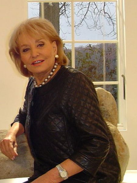 """Barbara Walters' admitted on The View that she owns and uses a vibrator called """"Selfie"""""""