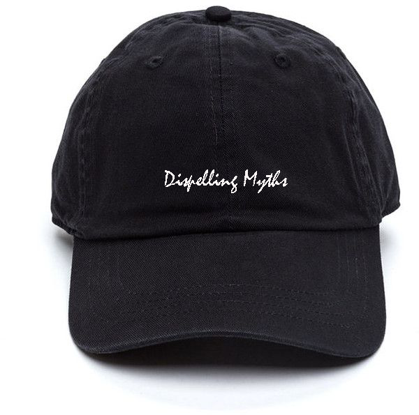 Dispelling Myths Dad Hat