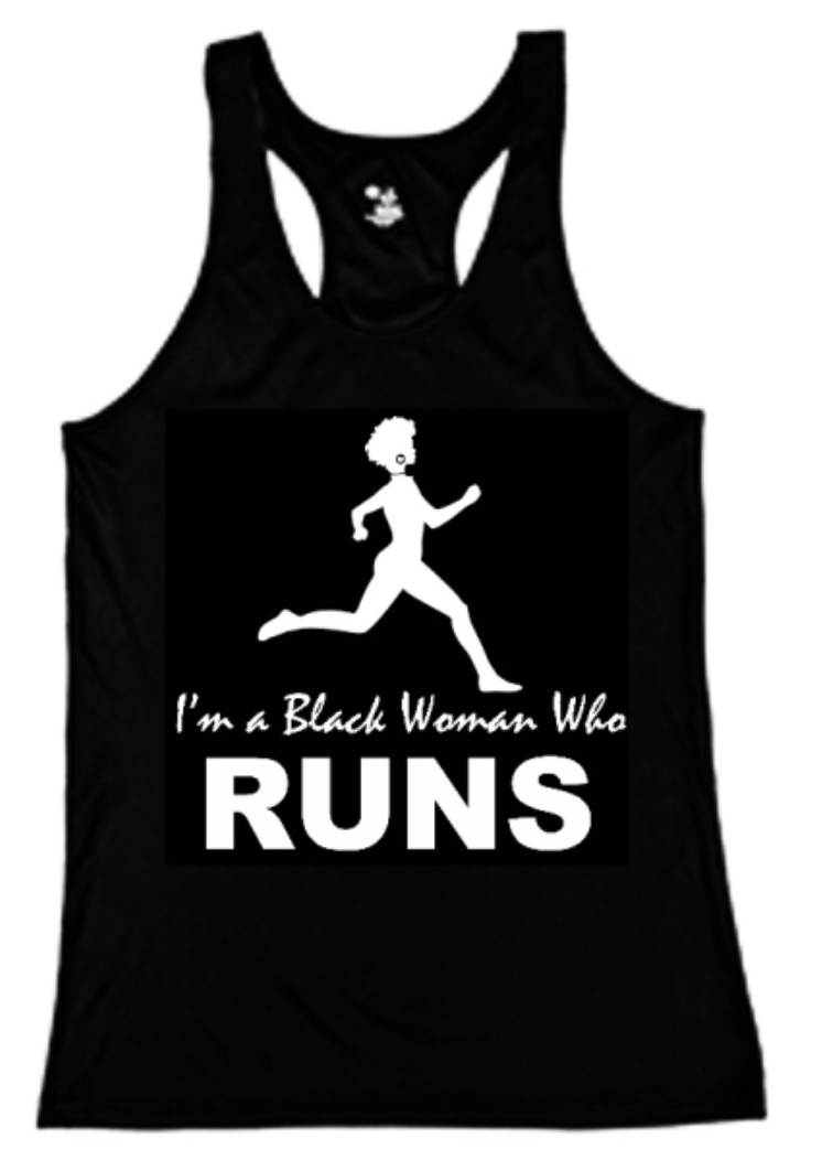 I'm a Black Woman Who Runs