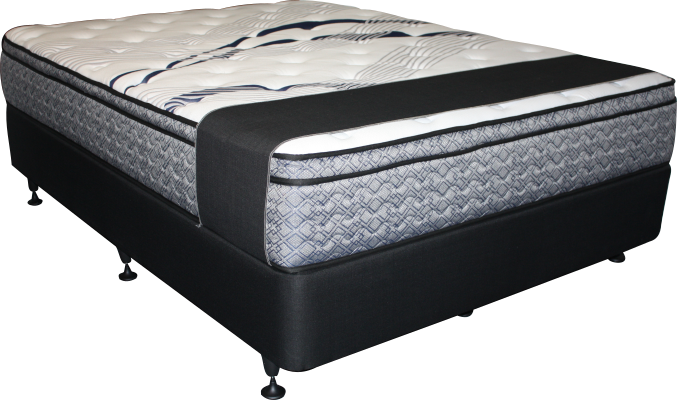 Executive King Single Mattress and Base