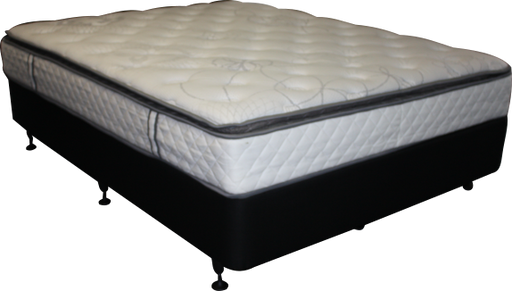 Restmor Double Mattress and Base