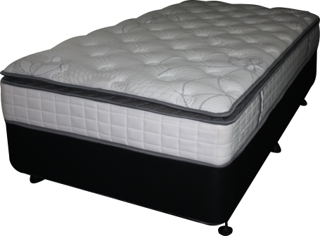 Restmor Single Mattress and Base