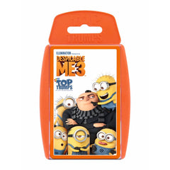 Despicable Me 3 Top Trumps