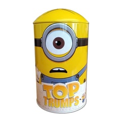 Minions Top Trumps Collectors Tin