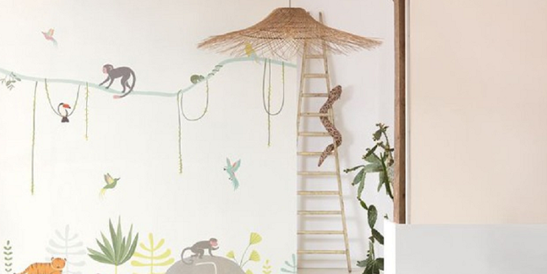 Kids Rooms Decor Ideas