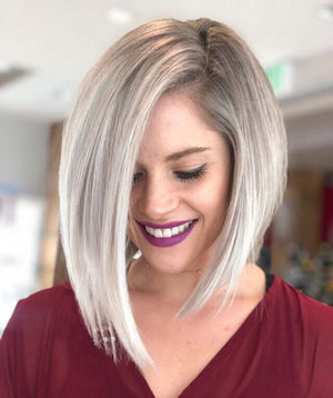 2019 NEW Hairstyle Popular Gorgeous Short Wig 001