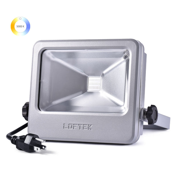 4-Pack Nova S 30W Daylight 5000K LED Flood Light