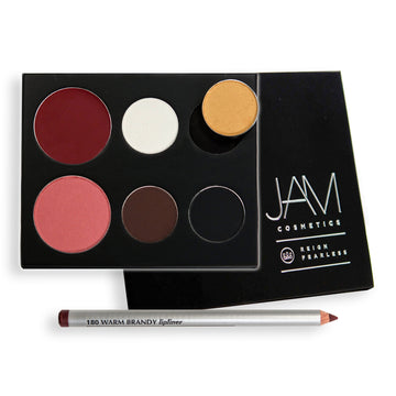 JAM Cosmetics Stage Siren Petite Kit Stage Recital Dance Makeup Kit