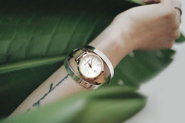 7 BENEFITS OF WEARING A WRISTWATCH