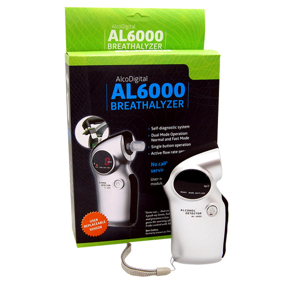 AL6000 breathalyser UK