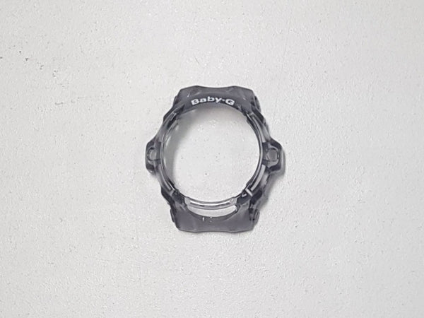 CLEAR GREY RESIN BEZEL (10102702) - BABY-G
