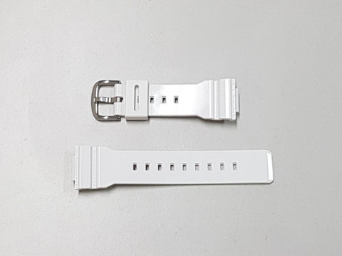 GLOSS WHITE RESIN BAND (10451765) - BABY-G