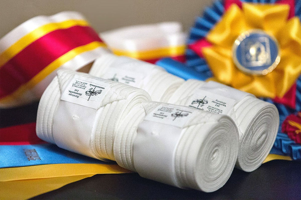 Saratoga Bandages (9 foot 4-pack)