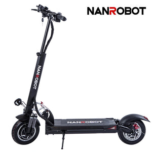 "ELECTRIC SCOOTER D5+ 10""-2000W-52V 26Ah - NANROBOT electric scooter"