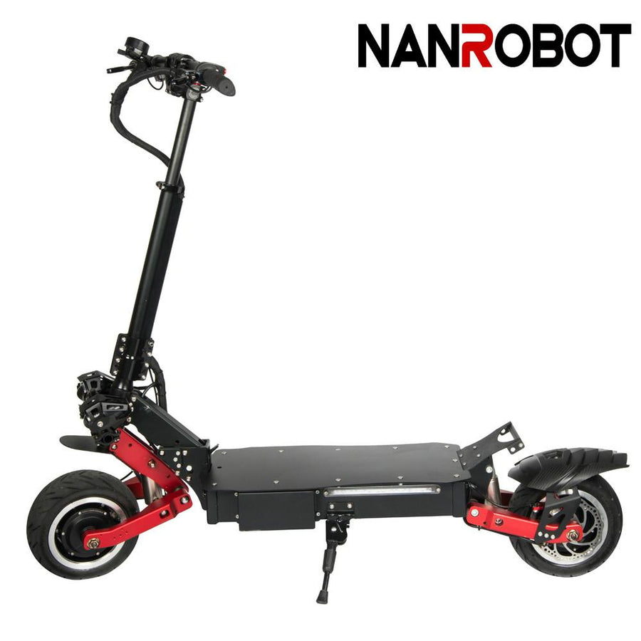 ELECTRIC SCOOTER RS7 11''-3200W-60V 31.2A - NANROBOT electric scooter