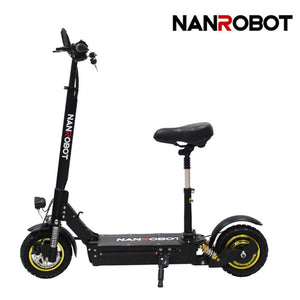 "ELETRIC SCOOTER D3 10""-800W-48V 18AH - NANROBOT electric scooter"