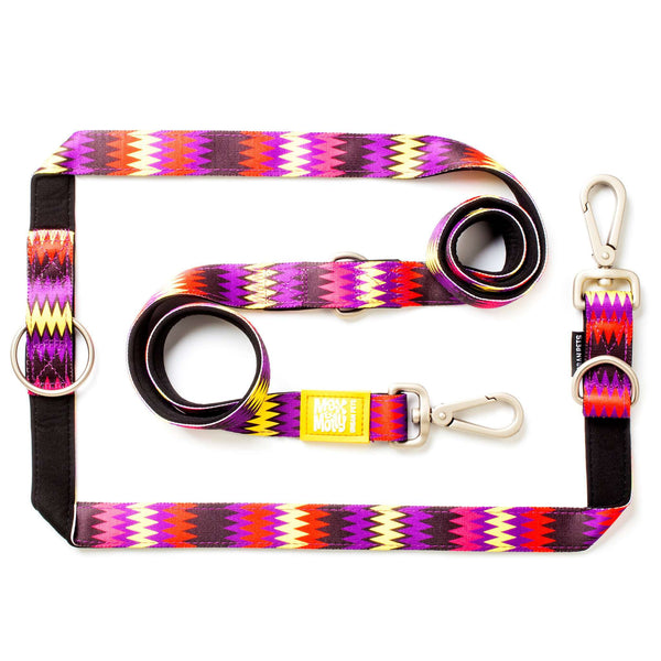 Multi Function Leash - Latte - Max & Molly Urban Pets