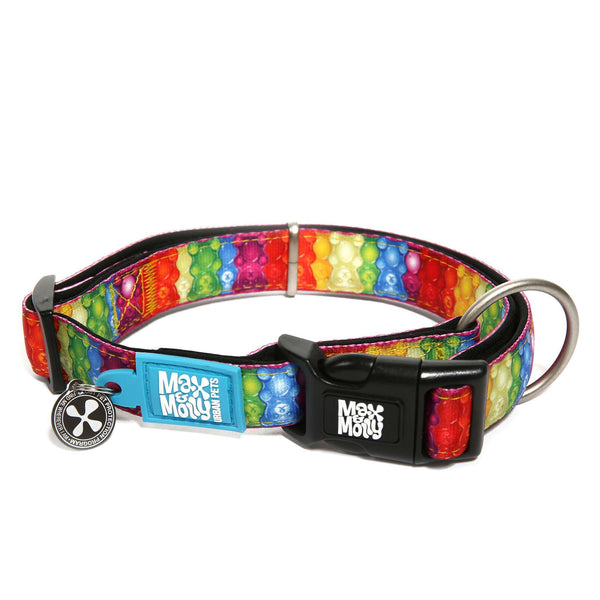 Smart ID Collar - Jelly Bears - Max & Molly Urban Pets