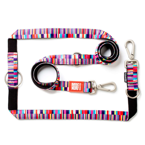 Multi Function Leash - Shopping Time - Max & Molly Urban Pets