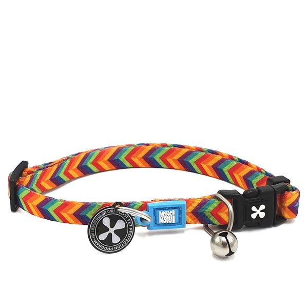 Smart ID Cat Collar - Summertime - Max & Molly Urban Pets