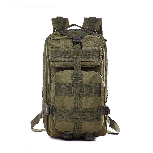 Military - Hiking Backpack