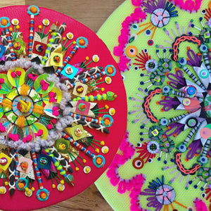 Embellished Mandala Workshop with Jessica Grady