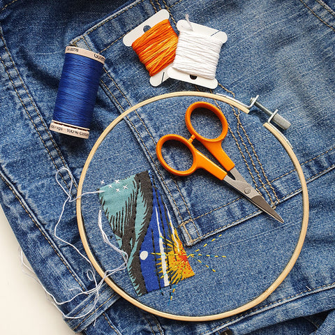 After Hours Craft Club: Visible Mending
