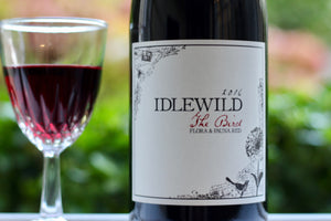 2016 Idlewild 'the bird, flora & fauna red' - Rock Juice Inc