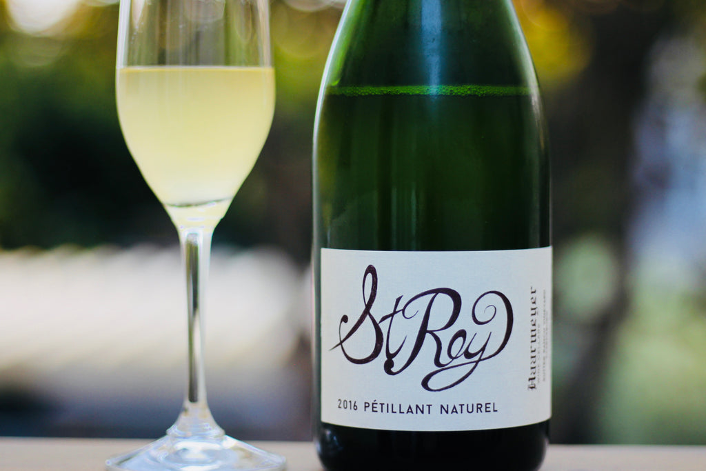 2016 St. Rey Pet'Nat Chenin Blanc - Rock Juice Inc