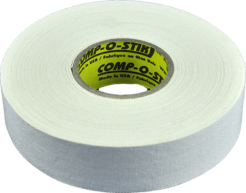 White COMP-O-STIK™ Cloth Stick Tape (Case of 64)