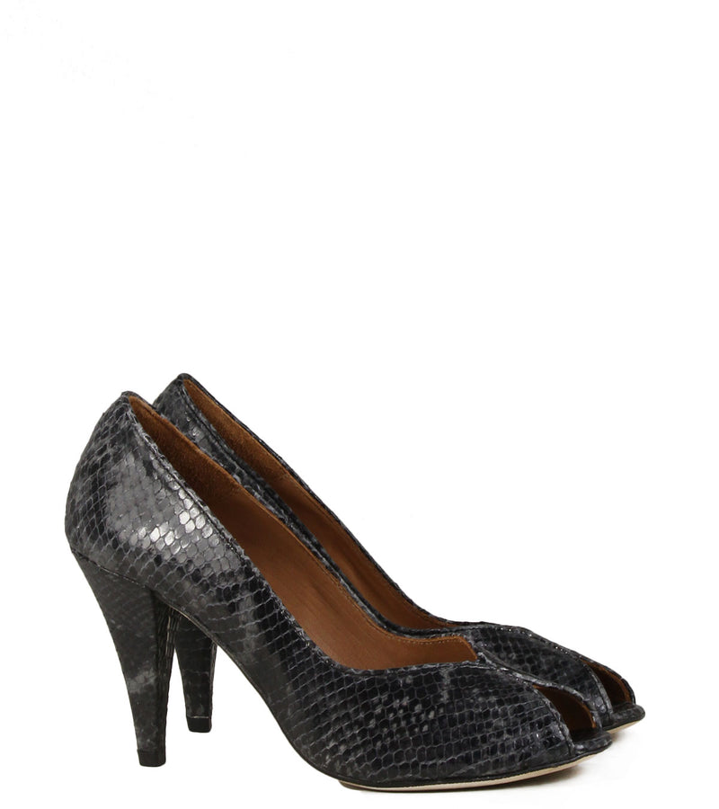 Anthology Paris Joie Python Gris