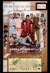 The Royal Tenenbaums Hand Signed Movie Poster