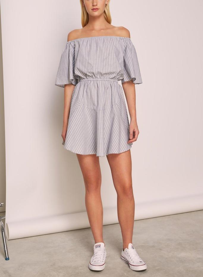 Devotion Stripe Dress