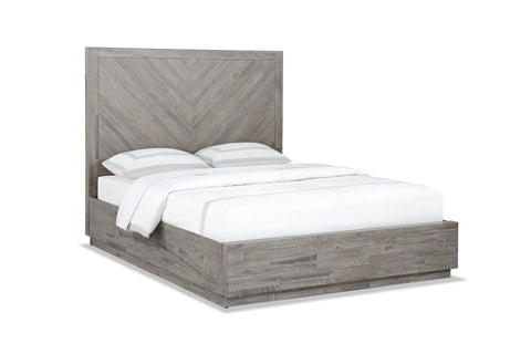 Allister Platform Storage Bed